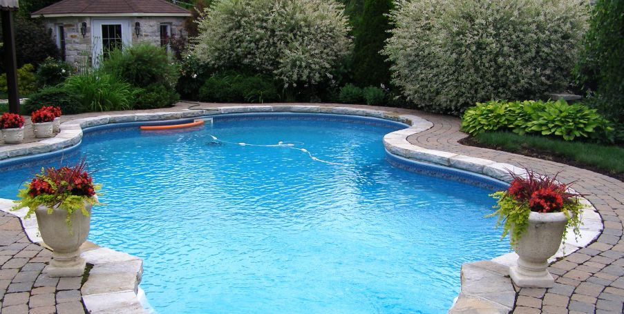 Installer une piscine dans sa propri t quel mod le for Installer une piscine