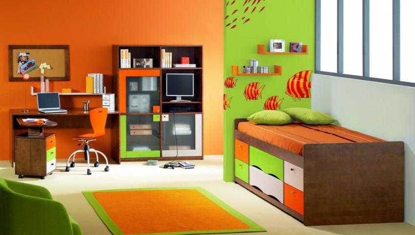 Organiser la chambre d'un enfant : l'essentiel