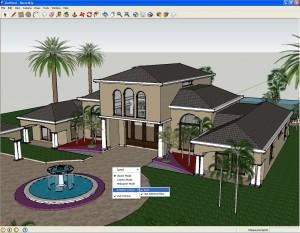 Logiciels pour faire un plan de maison plan de maison for Sketchup plan maison