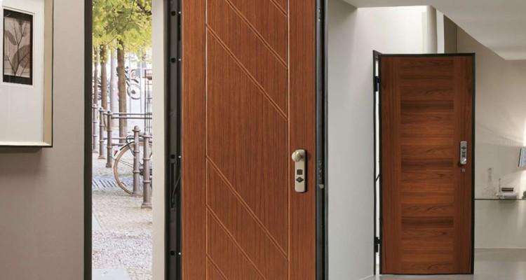 installer une porte latest la dimension de luouverture. Black Bedroom Furniture Sets. Home Design Ideas