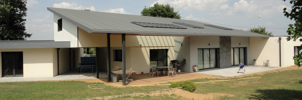 Choisir la toiture de sa maison plan de maison for Choisir couleur toiture