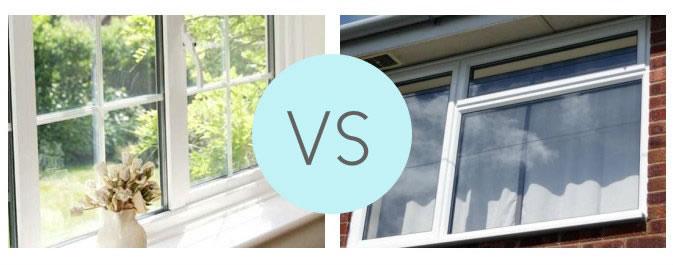 Choisir une fen tre en aluminium ou en pvc plan de maison for Difference prix fenetre alu et pvc