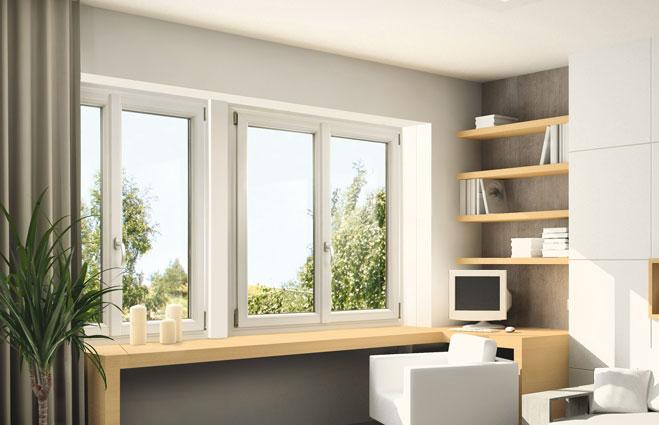 Choisir une fen tre en aluminium ou en pvc plan de maison for Que choisir fenetre pvc ou alu