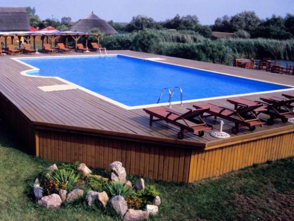 Que choisir piscine hors sol ou piscine enterr e plan de maison - Quelle piscine hors sol choisir ...