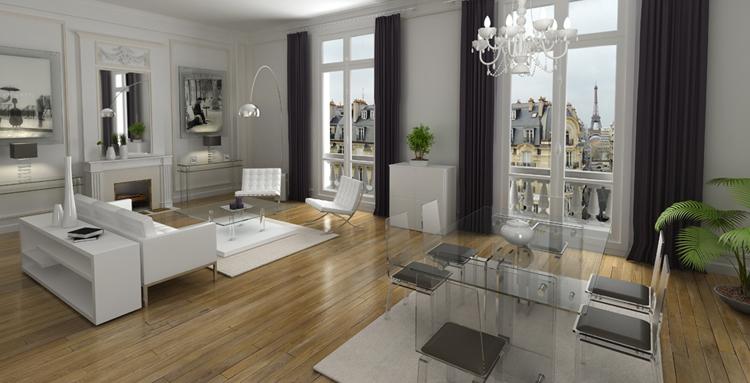 Plan de maison conseils pour les particuliers concernant for Exemple decoration interieur