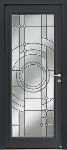 une porte d entr e pleine vitr e ou semi vitr e que choisir plan de maison. Black Bedroom Furniture Sets. Home Design Ideas