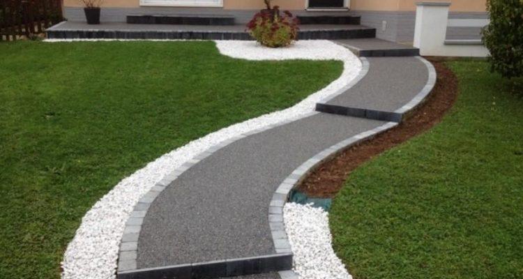 Ideal Comment faire une allée de jardin ? – Plan de maison DB84