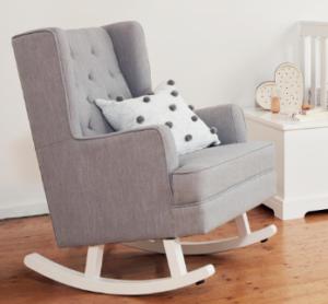le rocking chair un l ment d coration tr s tendance. Black Bedroom Furniture Sets. Home Design Ideas